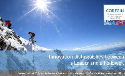 Radimo na konferenciji… korporativne inovacije